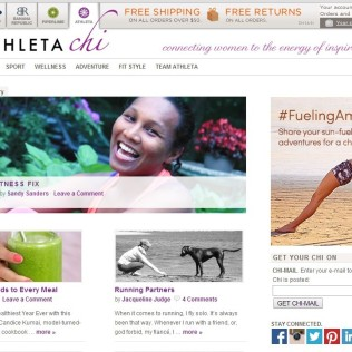 Athleta Chi Blog