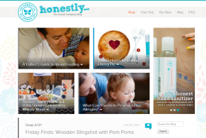Honest Home Page