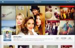 Jessica Alba Instagram page