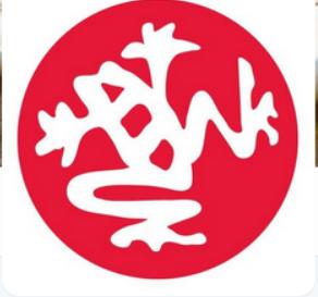 Plain graphic logo