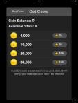Coins & Stars