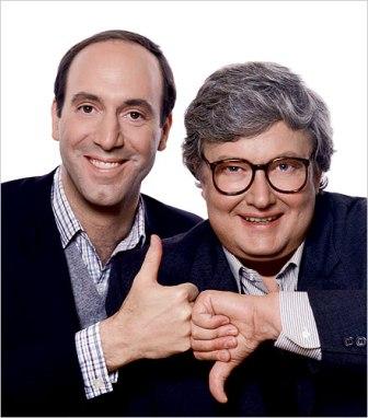 Gene Siskel and Roger Ebert