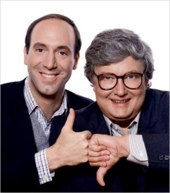 Gene Siskel and Roger Ebert