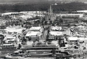 The Magic Kingdom Under Construction! Our #TBT from 1971 is a reason to celebrate ~ 43 years of memories!