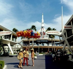 Tomorrowland 1971